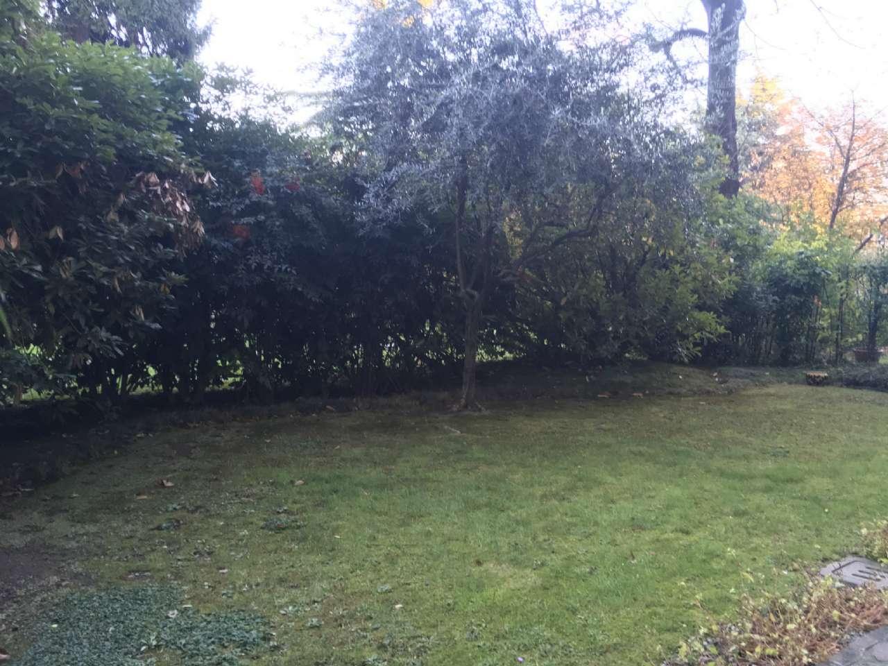 Appartamento trilocale con giardino privato