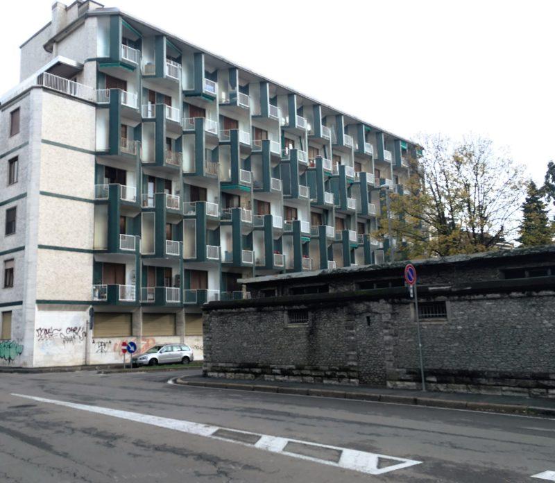 Appartamento trilocale con box e cantina
