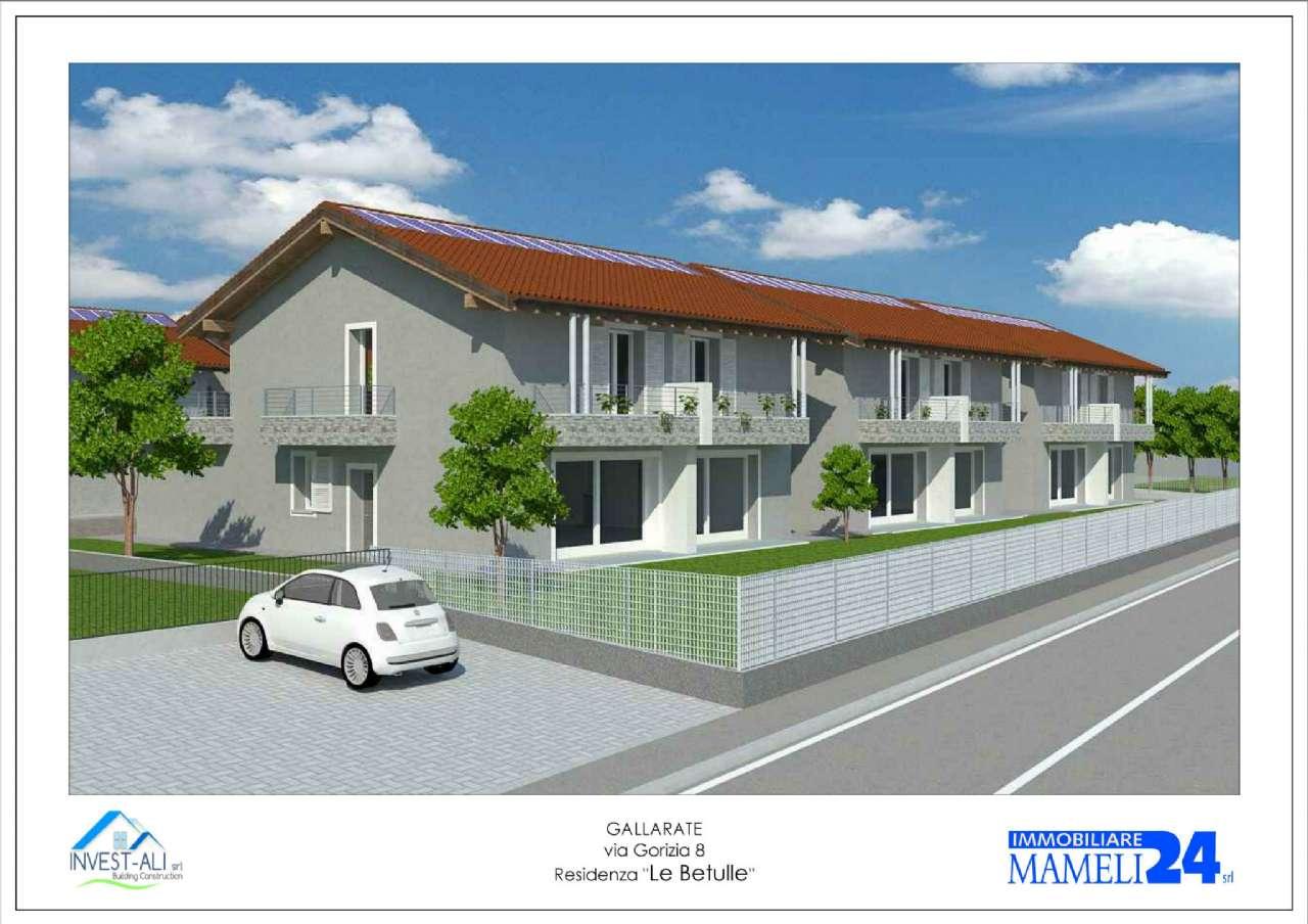 Ville bifamiliari di nuova costruzione Gallarate