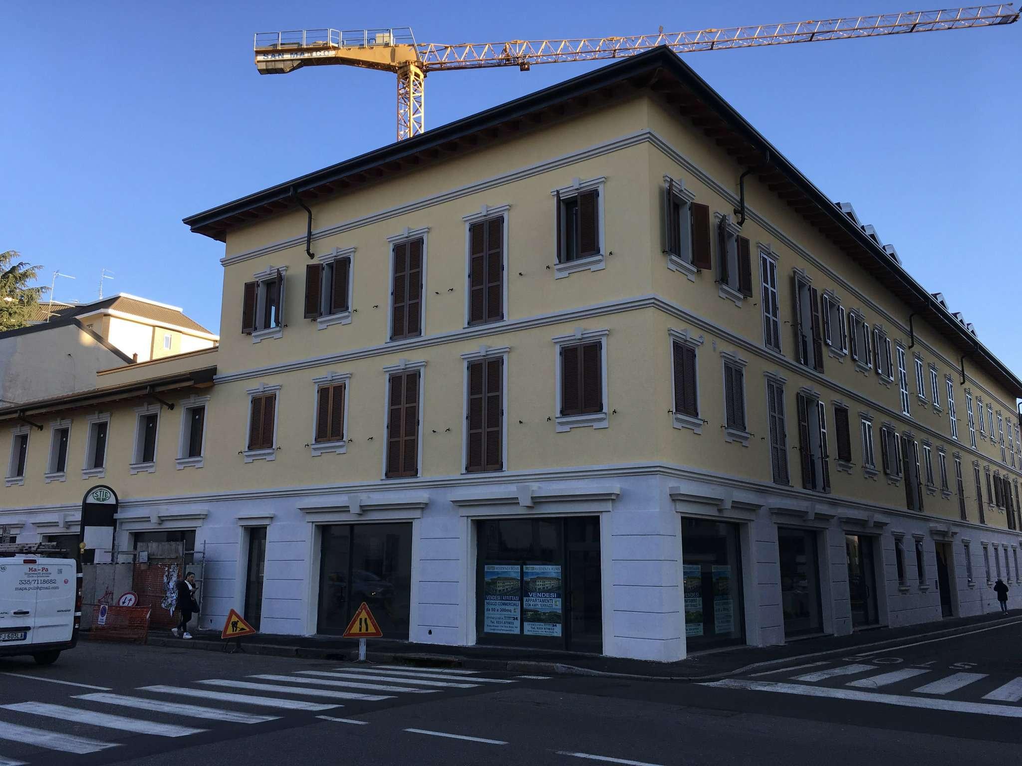 Monolocale di nuova costruzione Busto Arsizio