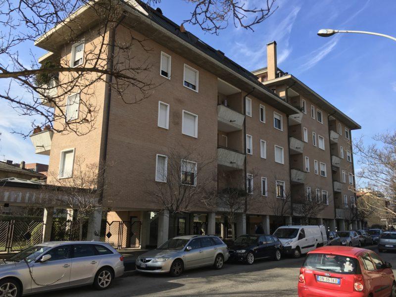 Attico su due piani abitativi con terrazzi