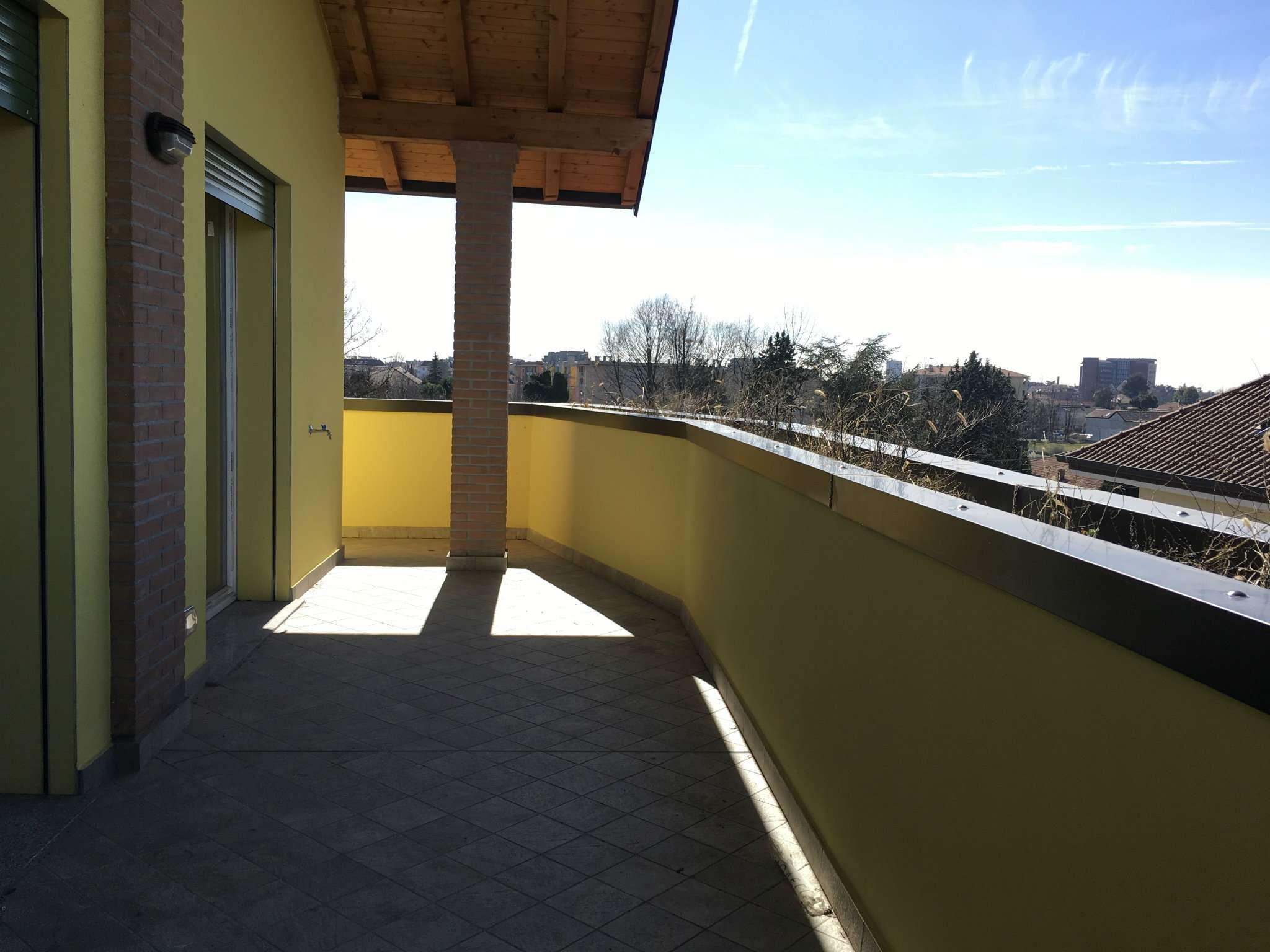 Nuovo attico con terrazzo a Busto Arsizio