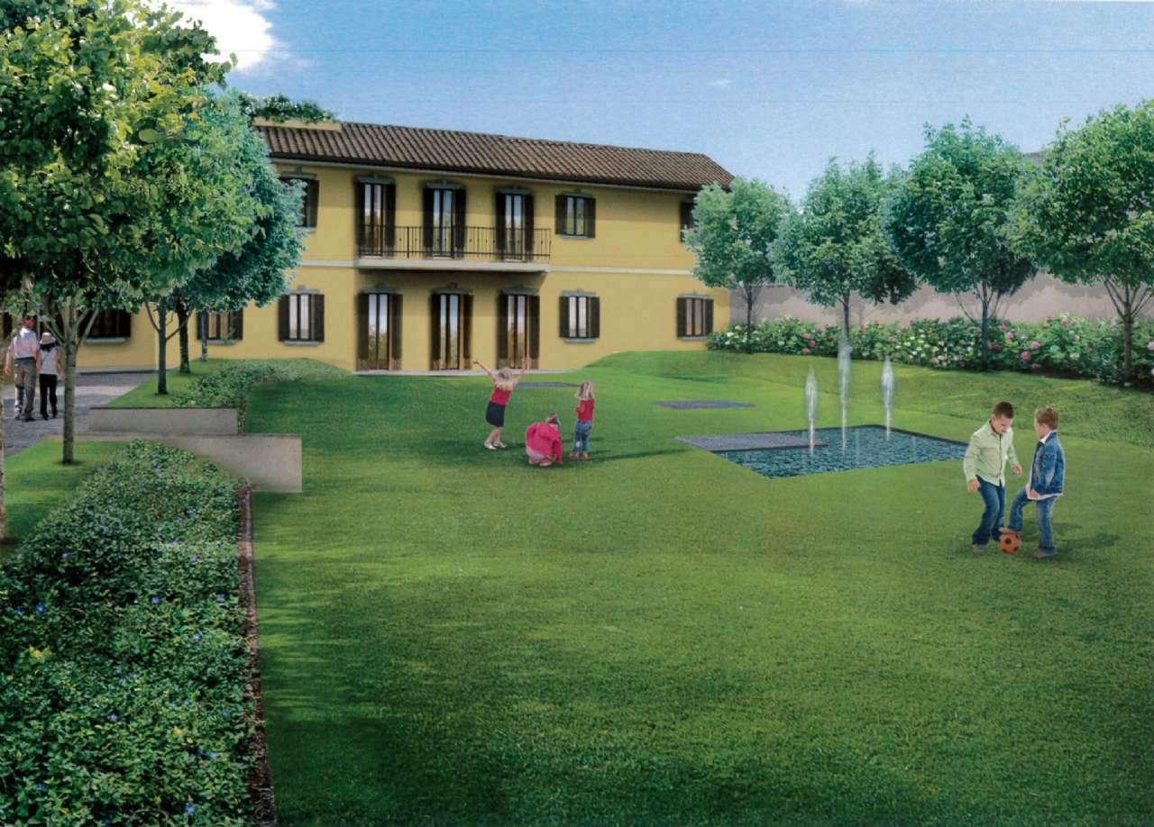 Trilocale nuovo con terrazzo a Busto Arsizio