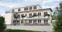 Nuovo bilocale con terrazzo taverna Busto Arsizio