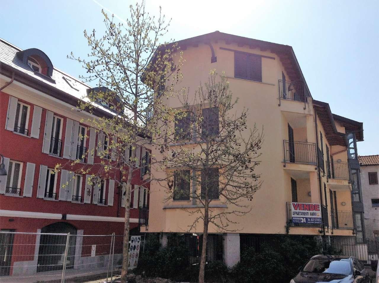 Nuovo quadrilocale in centro Busto Arsizio