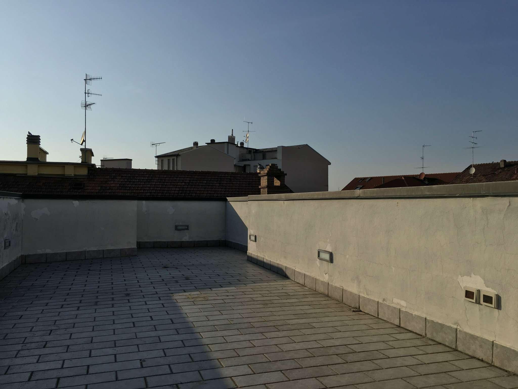 Attico in Centro con terrazzo