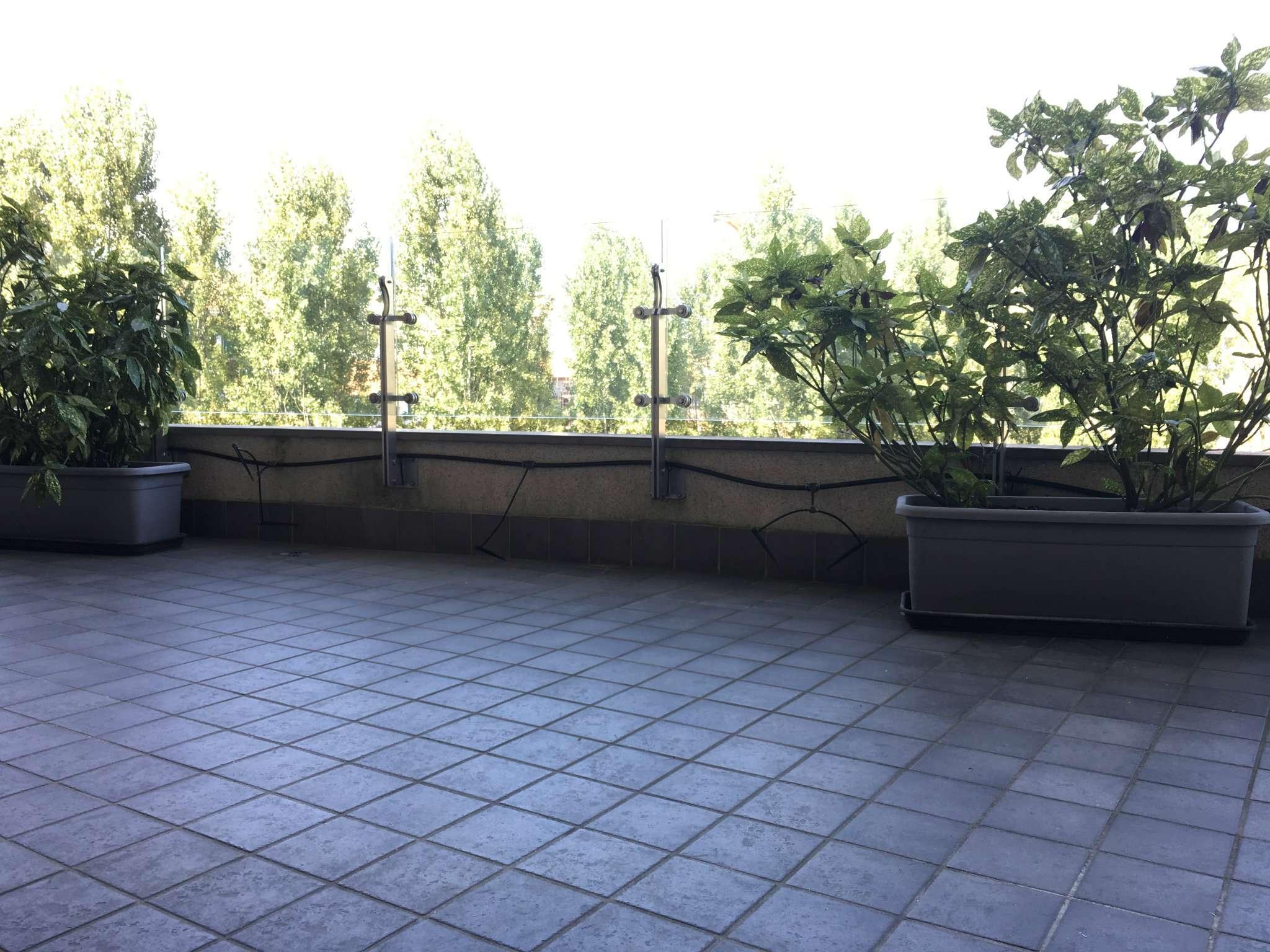 Trilocale con ampi terrazzi Busto Arsizio