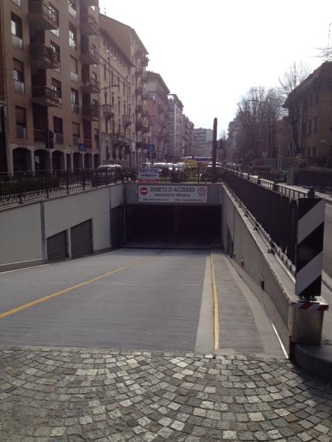 Box Doppio a Milano Zona De Angeli