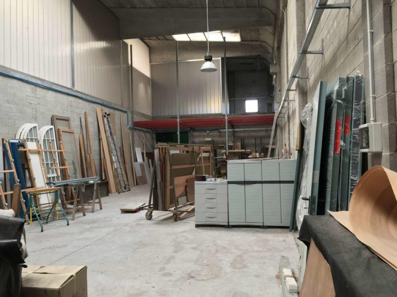 Capannone industriale a Busto Arsizio