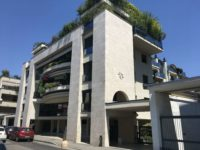 Bilocale con terrazzo in centro a Busto Arsizio
