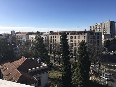Attico da ristrutturare centro città