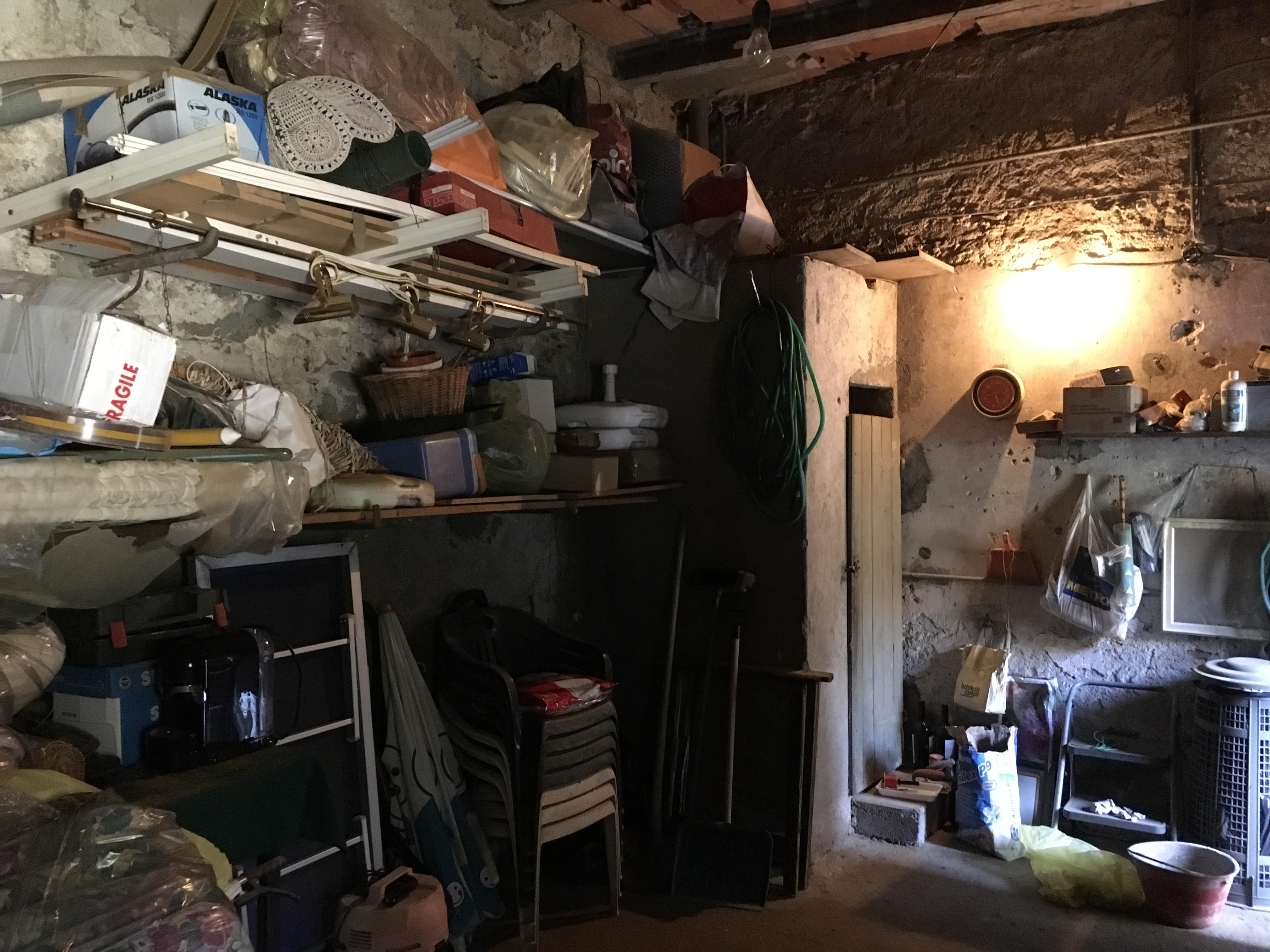 Appartamento su due piani Luvinate