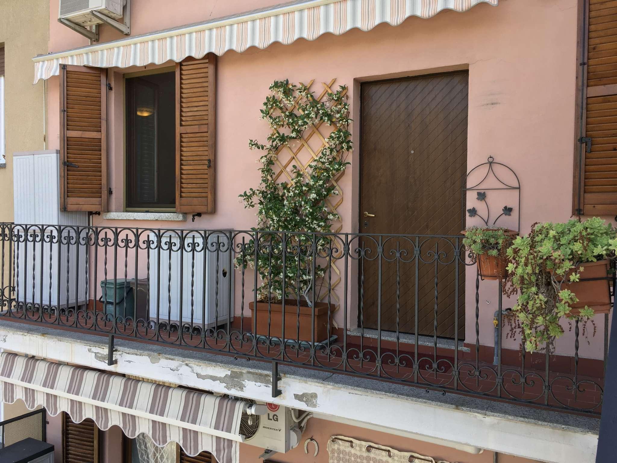 Appartamento su due piani mansardato a Busto Arsizio