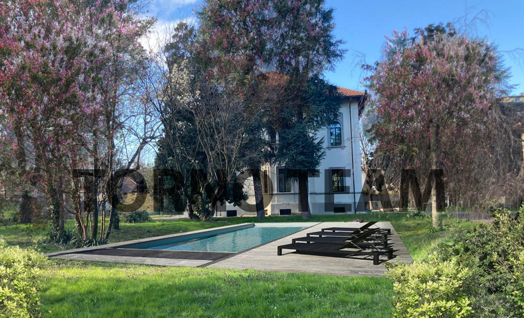 Villa D'Epoca a Castellanza