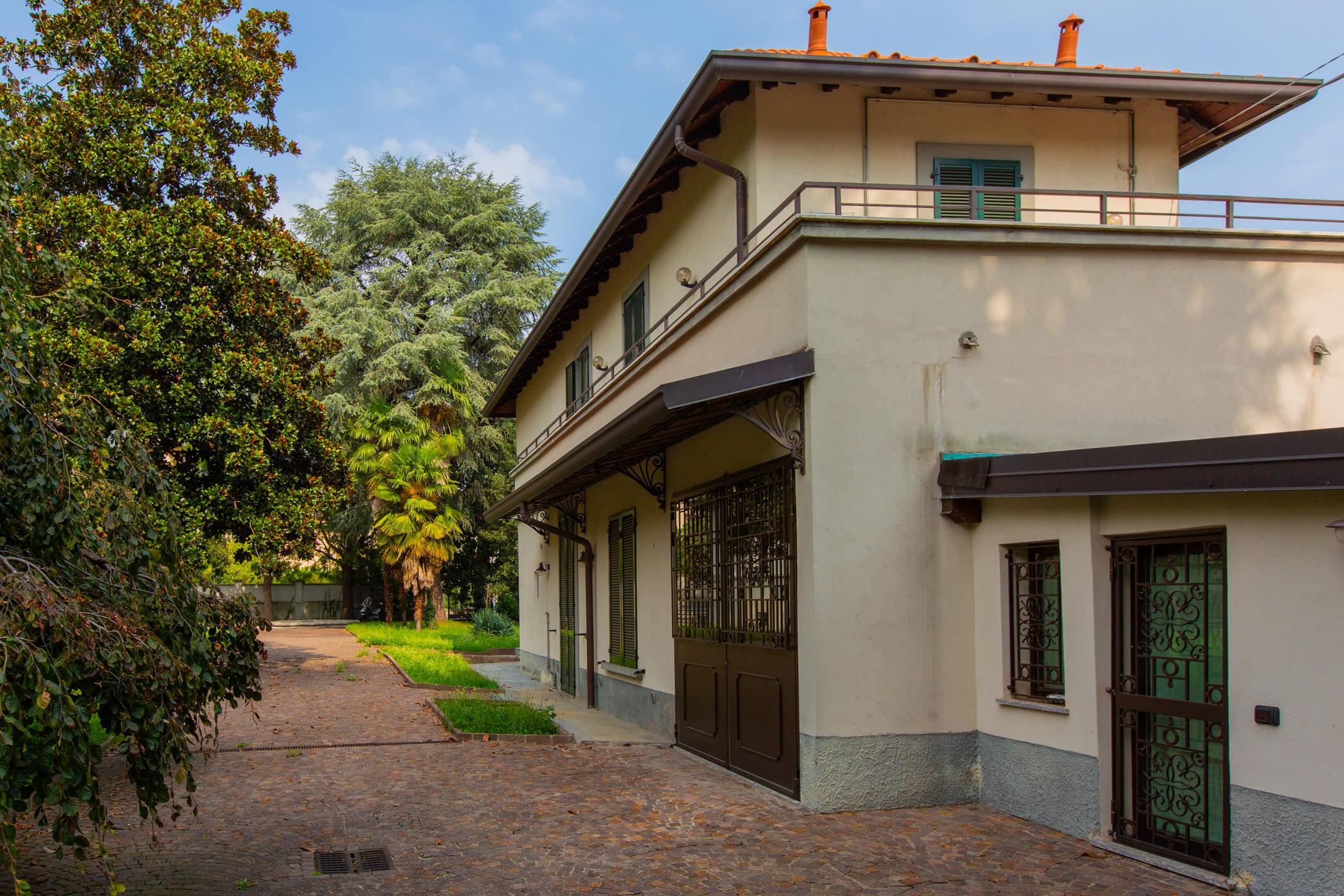 Villa d'epoca Castellanza