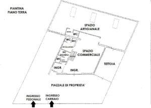 Busto Arsizio - Capannone commerciale in affitto