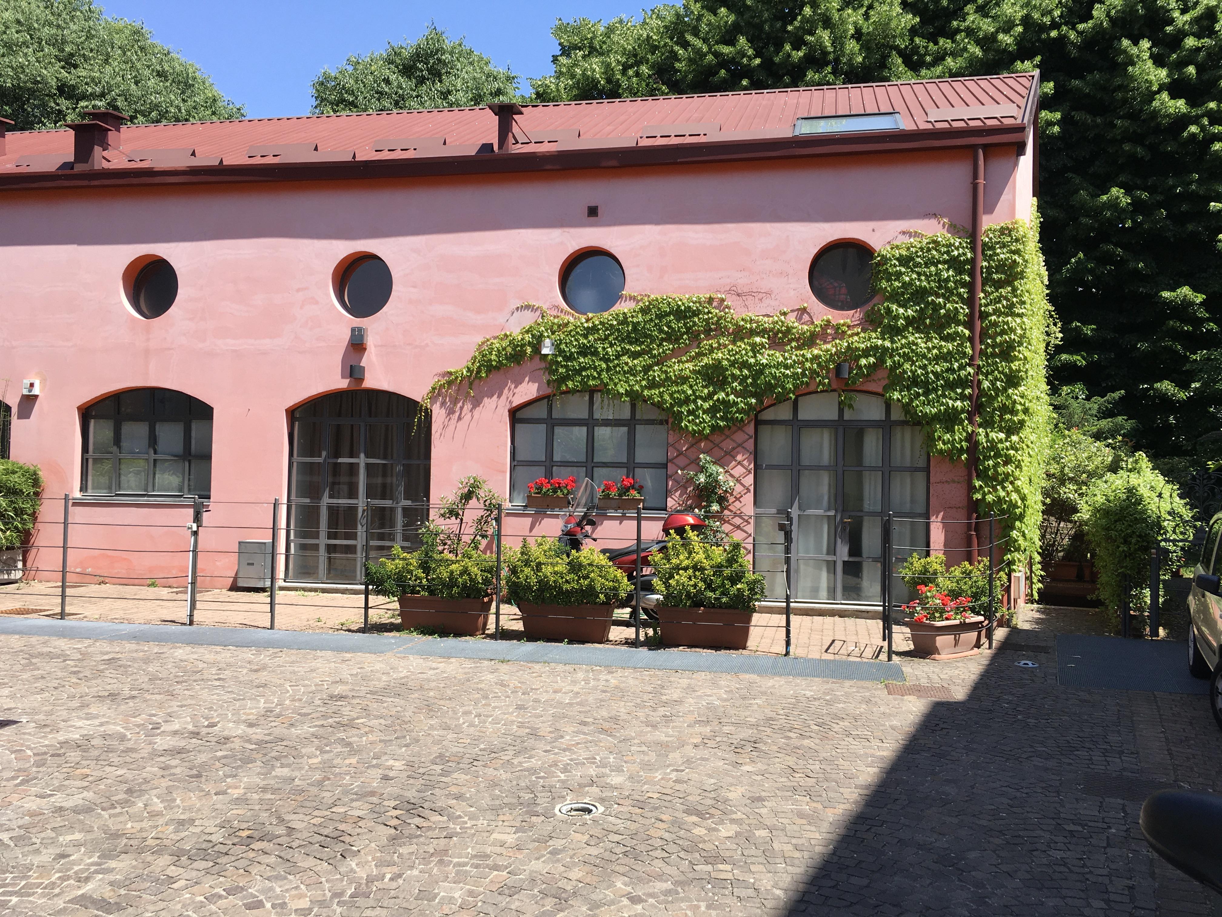 Loft via Cesare Ajraghi 30 Milano